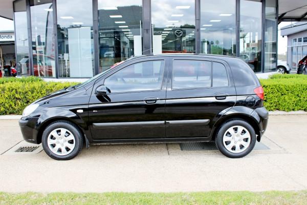 2010 MY09 Hyundai Getz TB  SX Hatchback Image 5