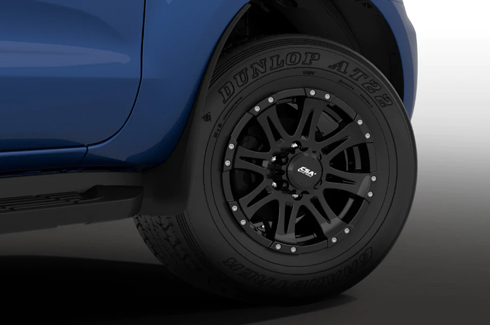 "<img src=""Alloy Wheels - Raptor Style 16X8 45+ Offset"