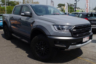 Ford Ranger Double Cab Pick Up PX MkIII