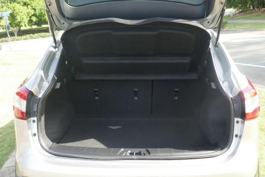 2014 Nissan QASHQAI J1 Wagon Wagon
