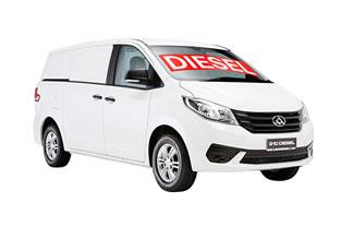 G10 Diesel Van