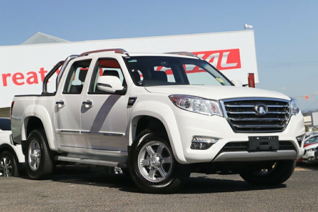 2019 Great Wall Steed Dual Cab Diesel