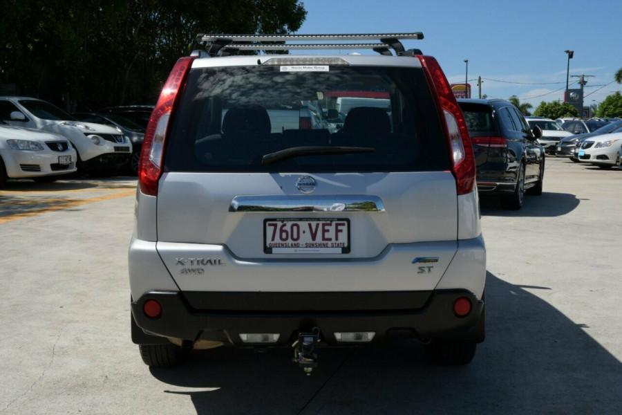 2013 Nissan X-Trail T31 Series V ST Suv Image 4