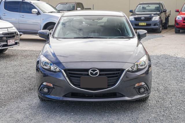 2016 Mazda 3 HBK