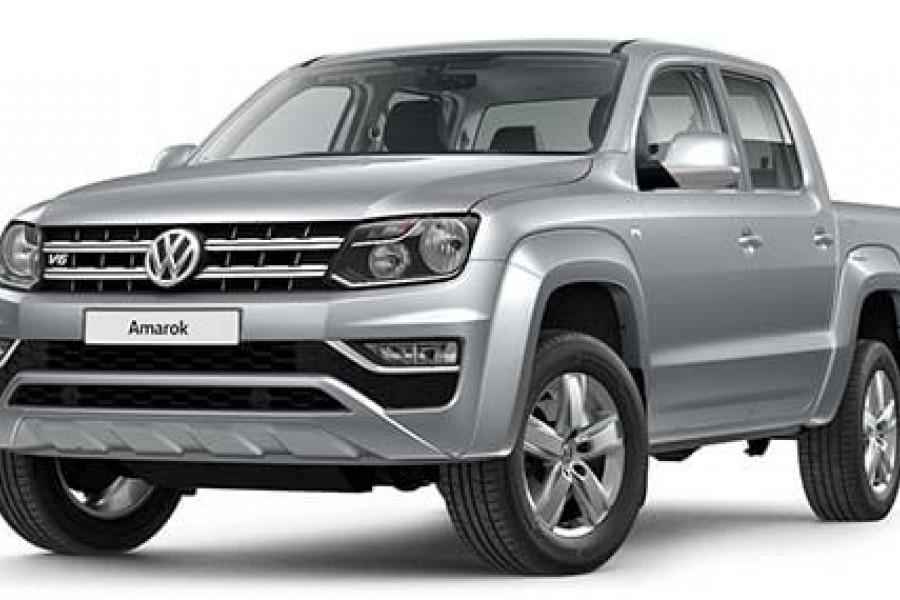2019 Volkswagen Amarok 2H Sportline Utility