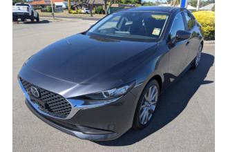 2019 Mazda Mazda3 BP G20 Evolve Sedan Sedan Image 2