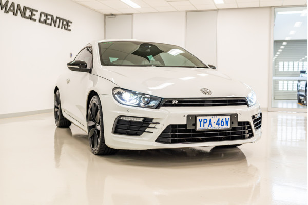 2016 MY17 Volkswagen Scirocco R 1S Wolfsburg Edition Coupe Image 3