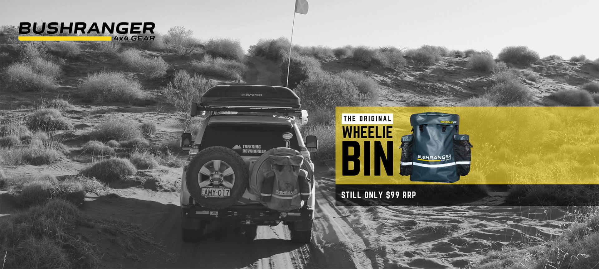 We stock the full range of Bushranger 4x4 Accessories to suit your 4x4