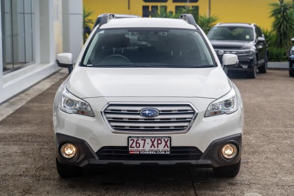 2016 Subaru Outback B6A  2.0D Suv Image 4