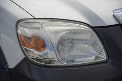 2011 Mazda BT-50 UN DX+ Utility Image 3
