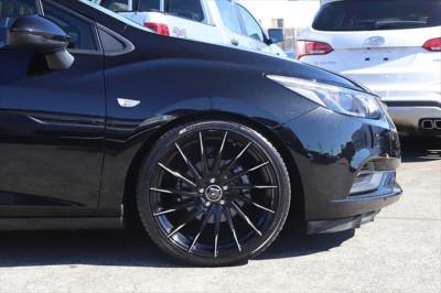 2017 Holden Astra BL MY17 LS+ Sedan Image 5