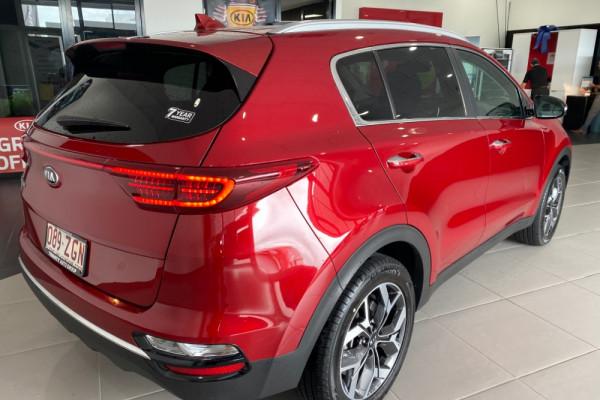 2019 MY20 Kia Sportage QL SX Plus Suv Image 3