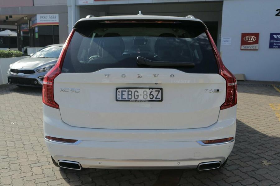 2018 MY19 Volvo XC90 L Series T6 Inscription (AWD) Suv Mobile Image 16