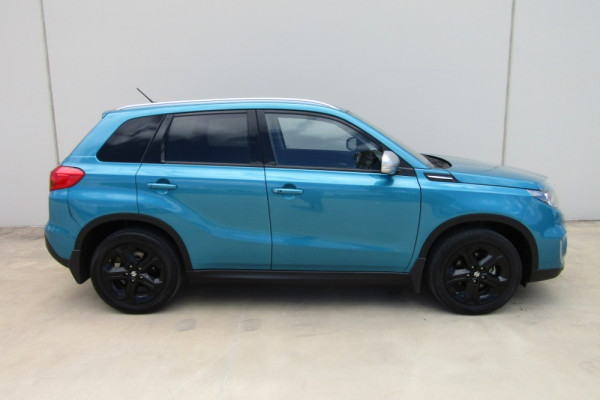 2018 Suzuki Vitara LY S TURBO Suv Image 2