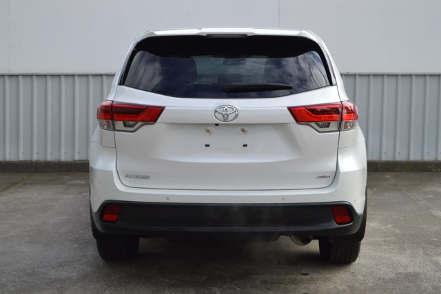 2018 Toyota Kluger GX 23 of 26