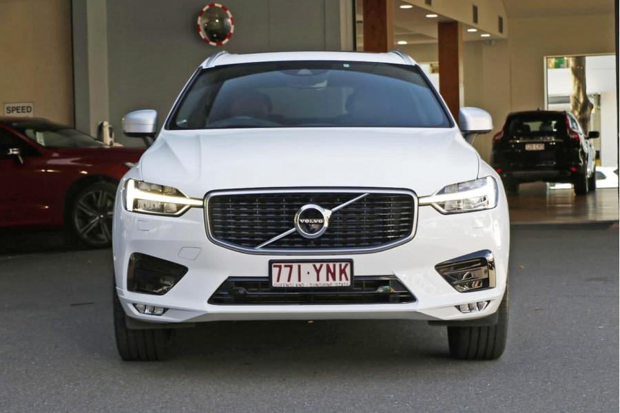 2018 Volvo XC60 (No Series) MY18 D5 R-Design Suv