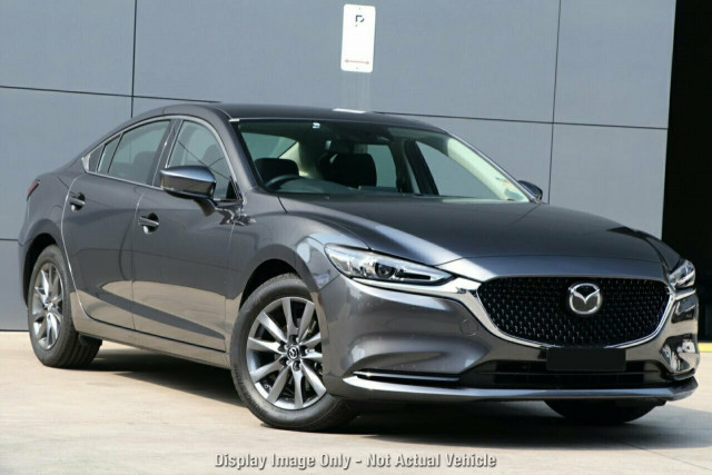 2021 MY20 Mazda 6 GL Series Sport Sedan Sedan