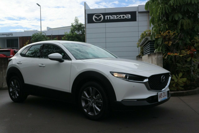 2019 MY20 Mazda CX-30 DM Series G20 Touring Wagon