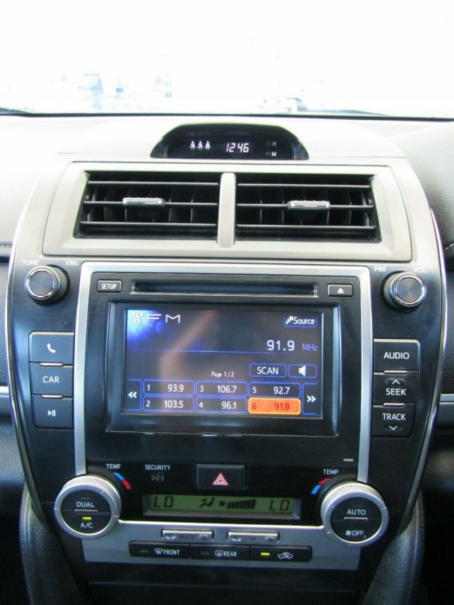 2013 Toyota Camry ASV50R Atara S Sedan Mobile Image 15