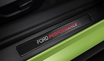 Mustang R-SPEC Ford Performance Scuff Plates