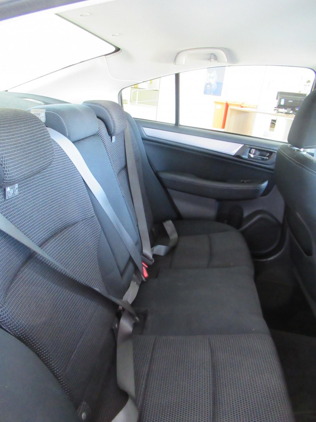 2016 Subaru Liberty 6GEN 2.5i Sedan Image 22