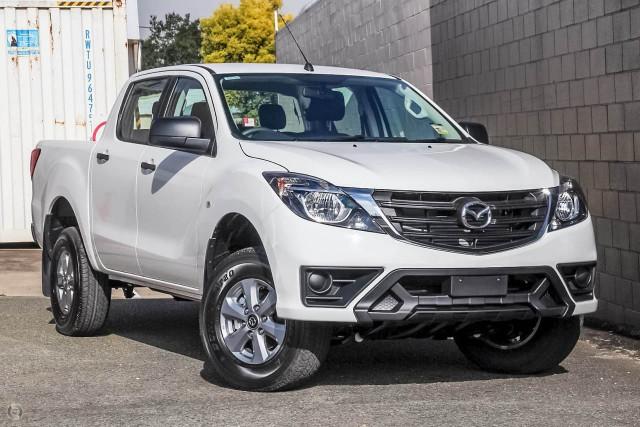 2019 Mazda BT-50 UR 4x4 3.2L Dual Cab Pickup XT Utility