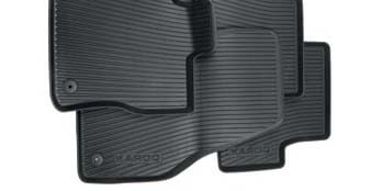 All-Weather Interior Mats