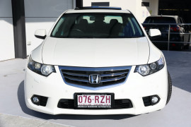 2011 Honda Accord Euro CU MY11 Luxury Sedan