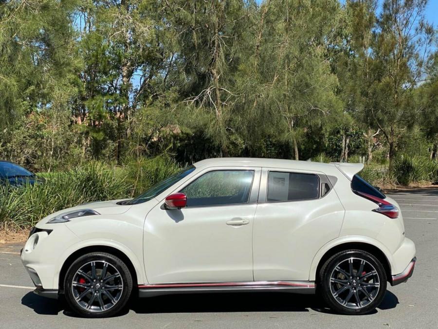 2018 Nissan Juke F15 MY18 Nismo RS (AWD) Suv Image 4