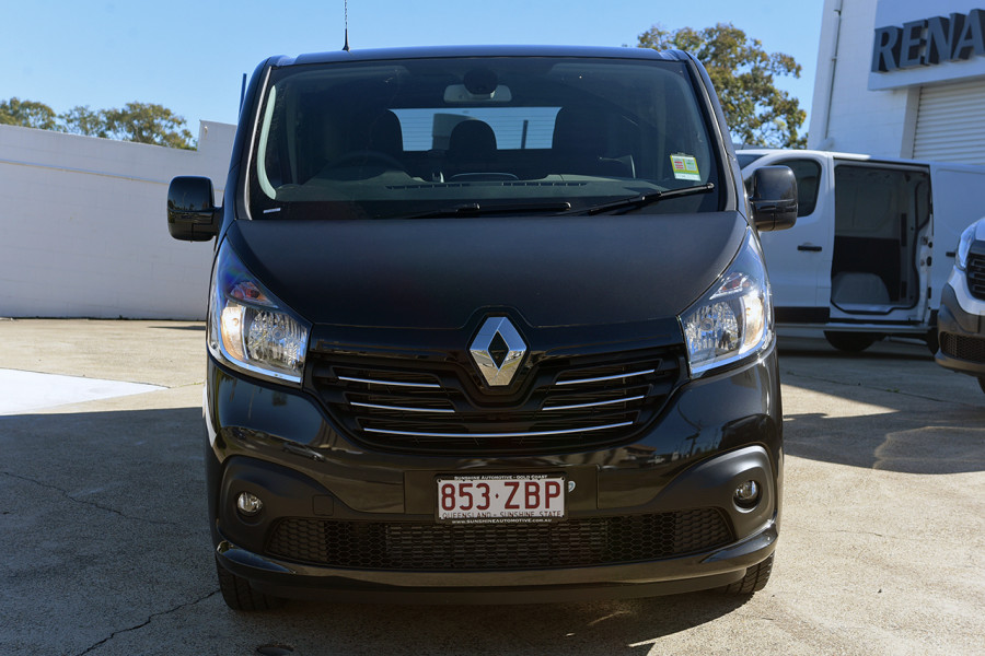 2019 Renault Trafic L2H1 Crew Van Mobile Image 3