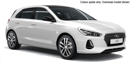 2018 Hyundai i30 PD Active Hatch