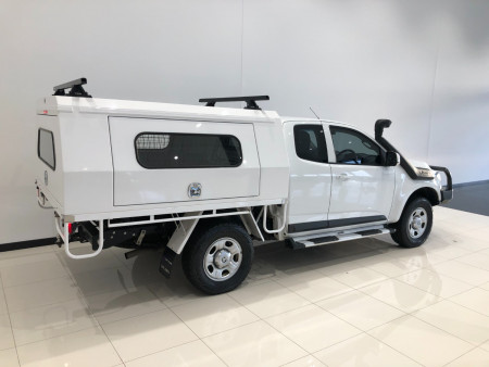 2015 Holden Colorado RG Turbo LS 4x4 space c/ch Image 4