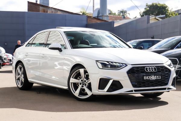 Audi A4 Auto 35 1.4L TFSI S line 110kW 7Spd