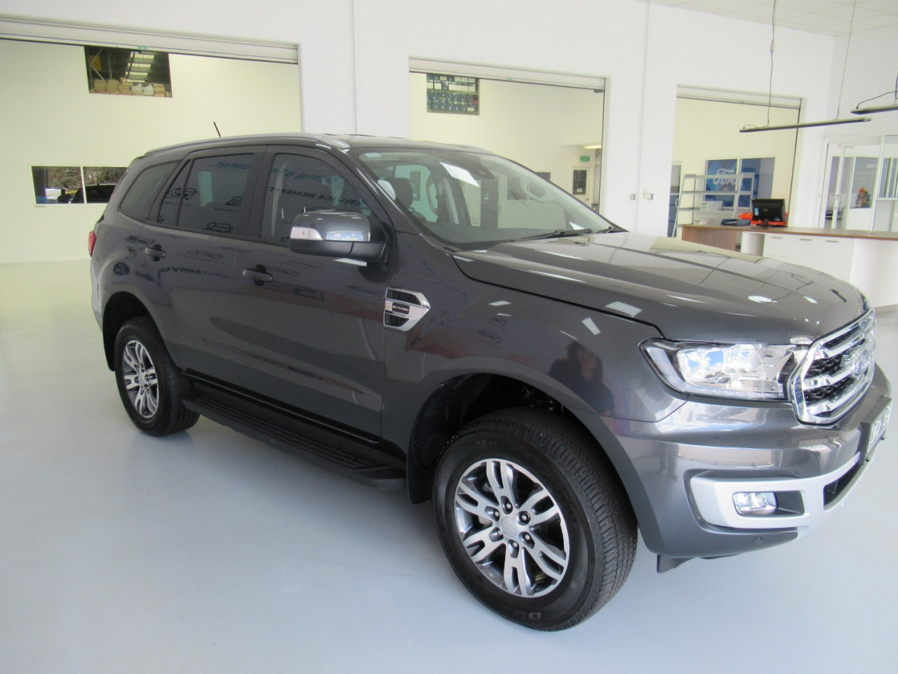 2020 MY20.75 Ford Everest UA II Trend 4WD Suv Image 2