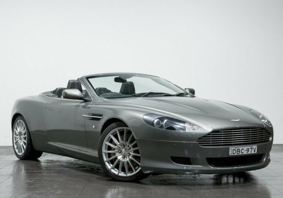 2007 Aston martin DB9 MY07 Coupe