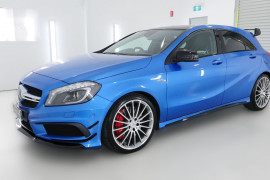 2015 MY55 Mercedes-Benz A-class W176 805+055MY A45 AMG Hatchback Image 3