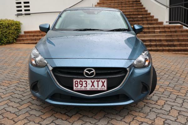 2014 Mazda 2 DJ2HAA Maxx Hatch