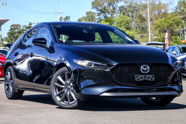 2019 Mazda 3 BP G20 Evolve Hatch Hatchback Image 1