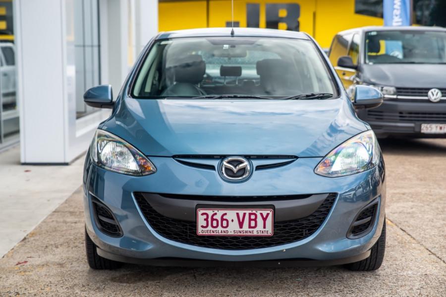 2014 Mazda 2 Sport