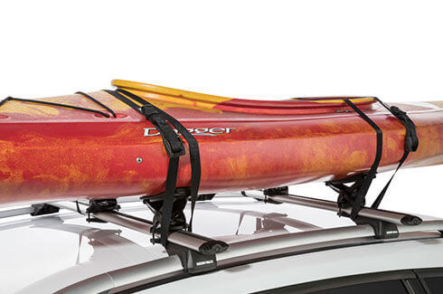 Rhino-Rack Nautic Series kayak Holder - Side Loading