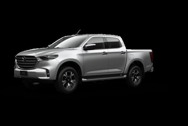 2021 Mazda BT-50 TF XTR 4x4 Dual Cab Pickup Utility