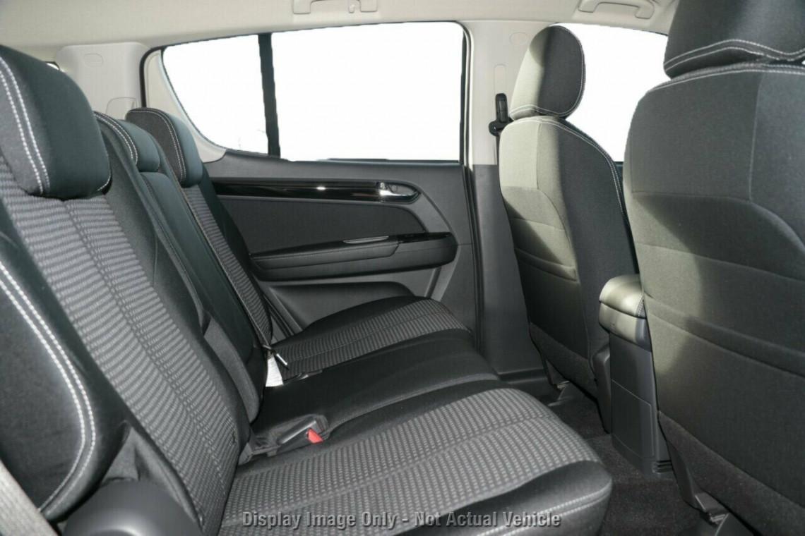 2020 MY19 Isuzu UTE MU-X LS-M 4x4 Wagon
