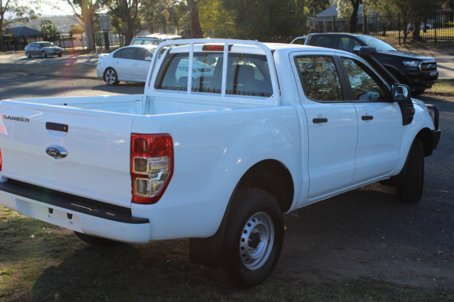 2018 MY19 Ford Ranger PX MkIII 4x4 XL Double Cab Pick-up Utility
