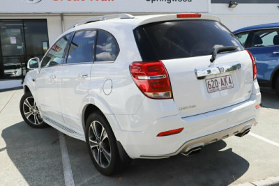 2018 Holden Captiva CG LTZ AWD Suv Image 2
