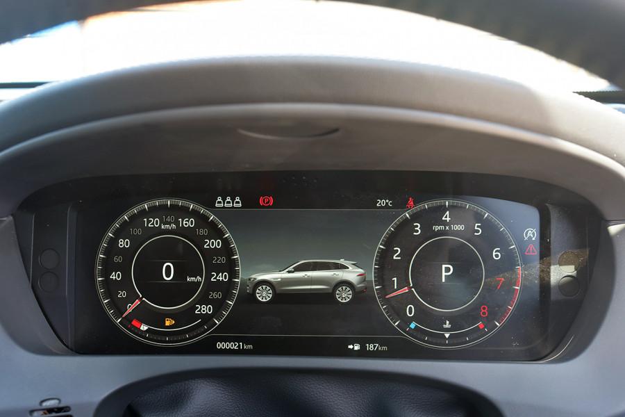 2019 MY20 Jaguar F-PACE X761 R-Sport Suv Mobile Image 17