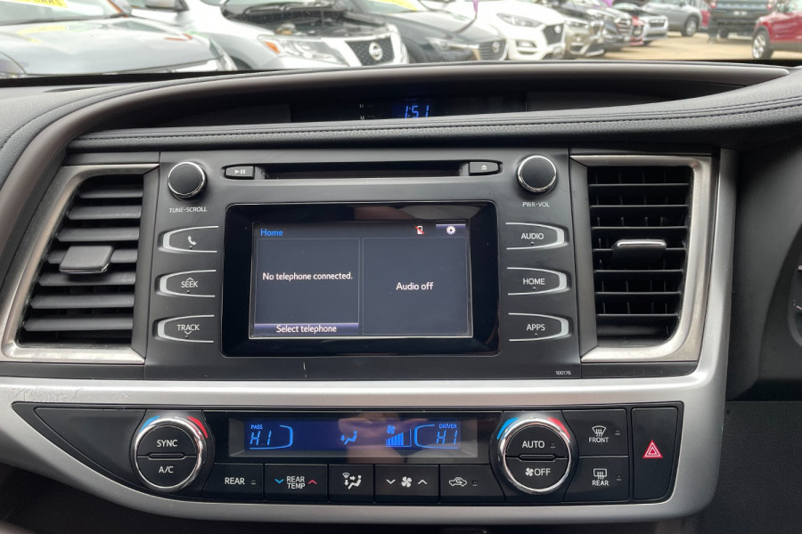 2014 MY15 Toyota Kluger GSU50R GXL 2WD Suv Image 13