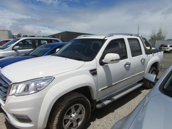 2019 Great Wall Steed NBP UTE Utility