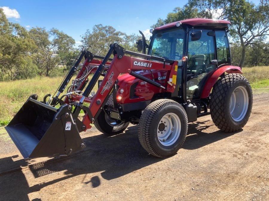 2019 Case IH FARMALL 60B Tractor crawler Image 18