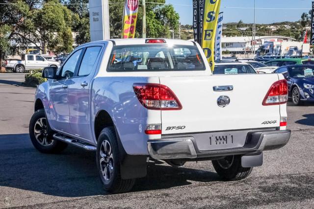 2019 Mazda BT-50 UR 4x4 3.2L Dual Cab Pickup XTR Utility Image 4