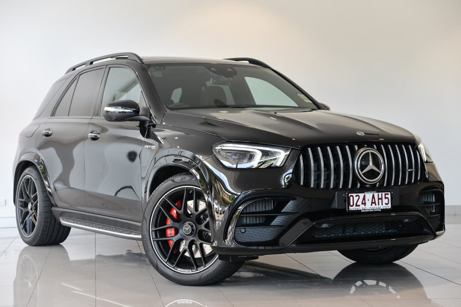 2020 Mercedes-Benz Gle-class GLE63 AMG S